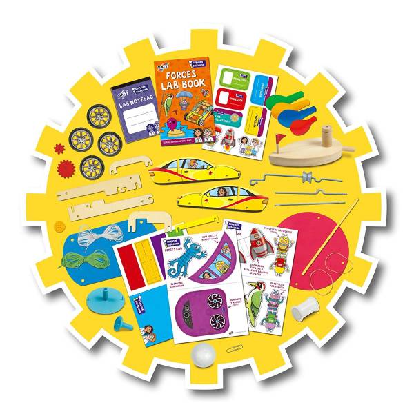 Galt Toys Forces Lab, Physics Science Kit for Children