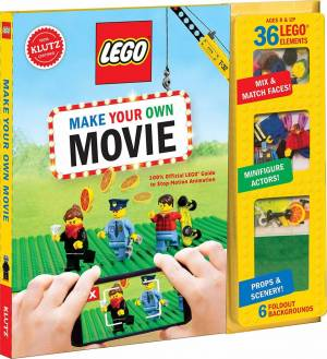 Lego make your own movie photo