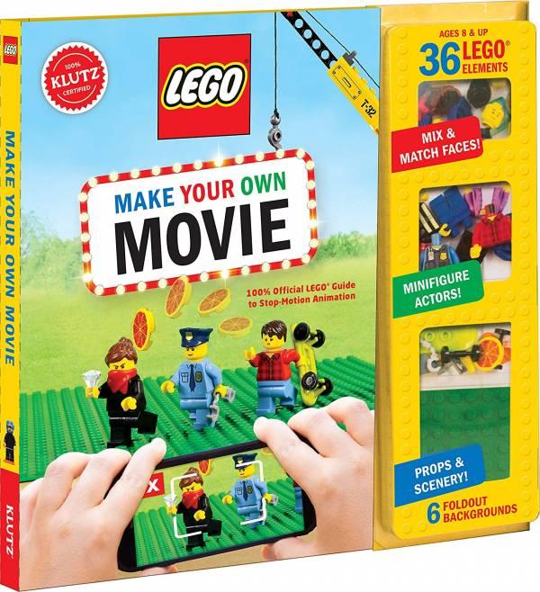 Lego make your own movie photo