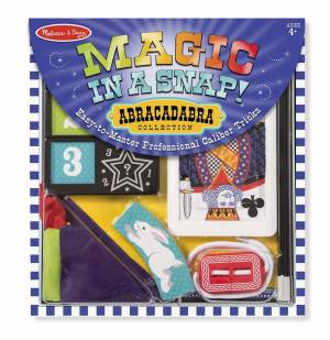 Magic In A Snap Abracadabra Collection Toy