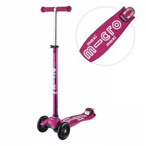Maxi deluxe scooter purple