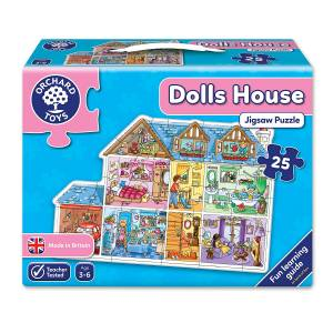 Orchard Toys Dolls House Jigsaw Puzzle