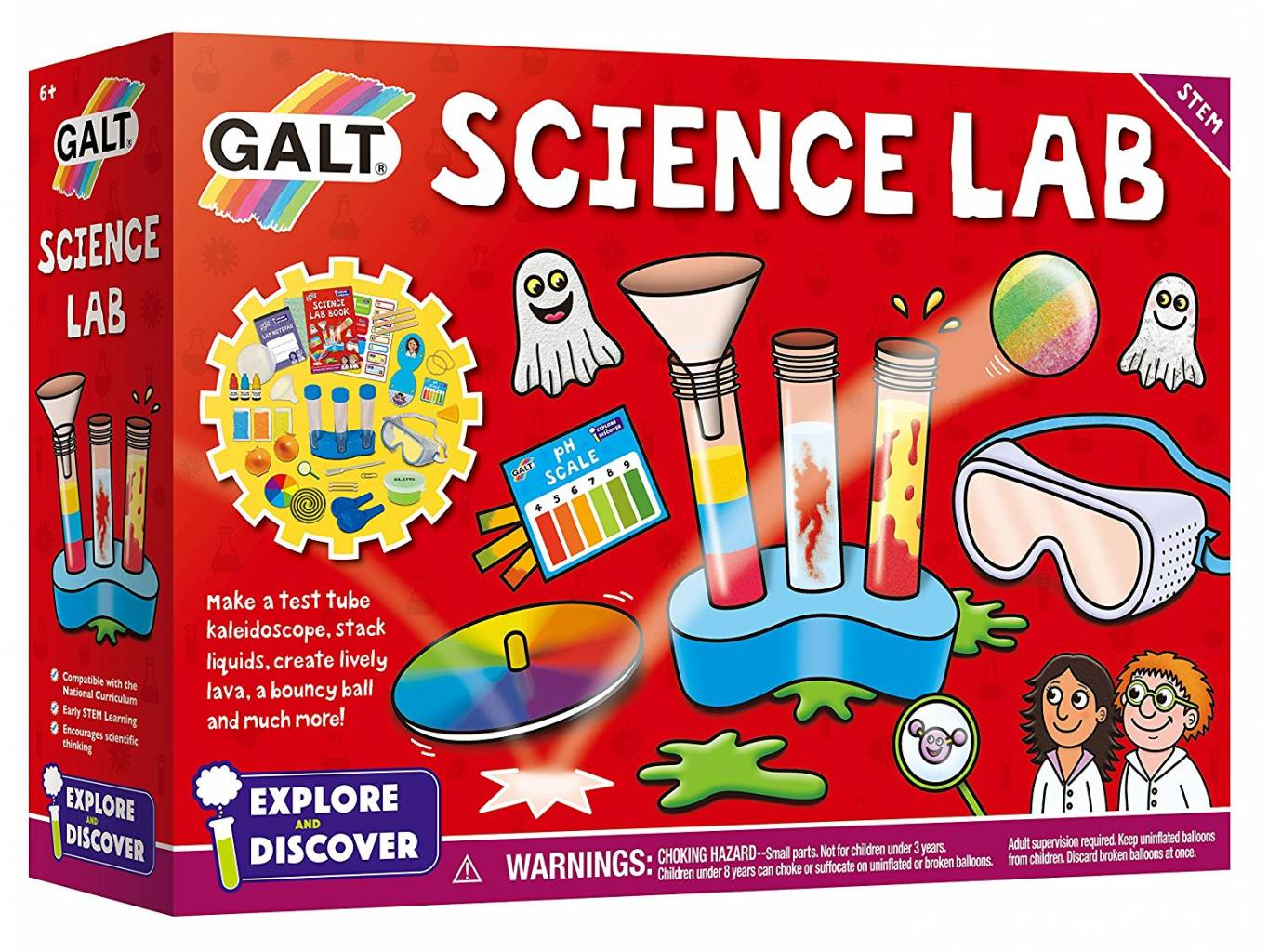 STEM Science Lab