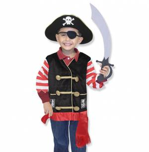 Pirate costume gallery