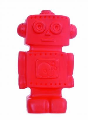 Red Robot Night Light