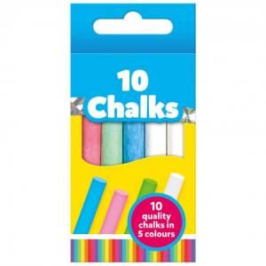 10 Chalk