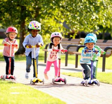 The Top 5 Toys For Outdoor Play This Summer