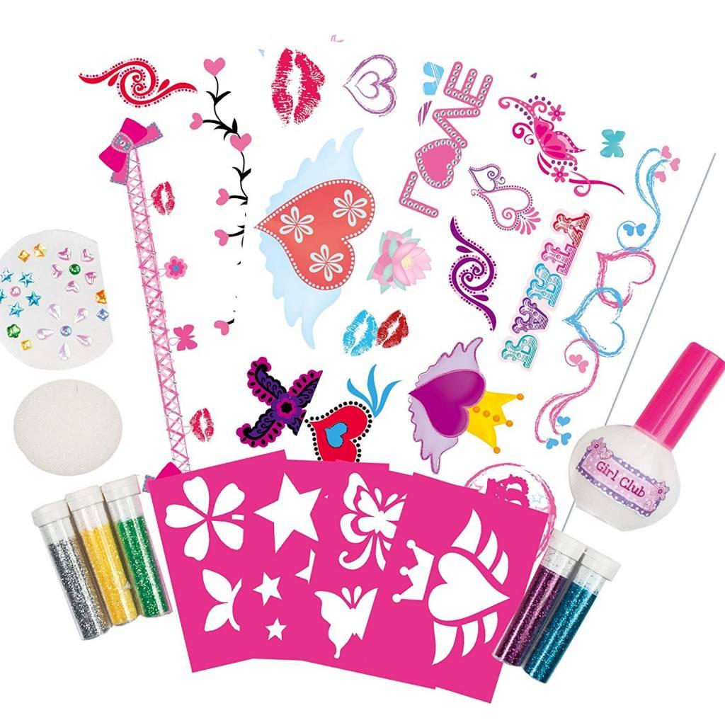 Glitter Tattoo Kit Galt Toys The Toy Shop