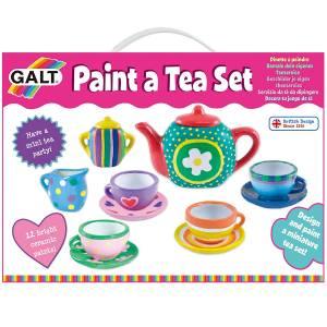 Paint a Tea Set Galt Toys