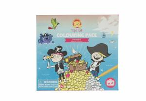 Pirates Colouring Pack