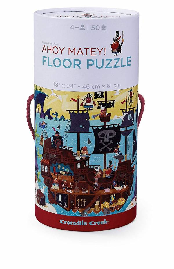 Ahoy Matey Puzzle