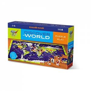Discover World Jigsaw Puzzle