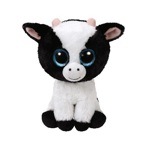 Ty Beanie Boo Butter the Cow 6