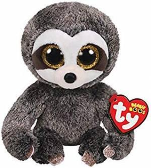 """Ty Beanie Boo Dangler Sloth 6"""""""