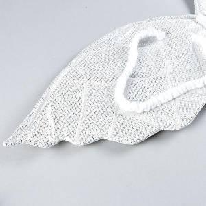 Dress Up Unicorn Wings Wand and Headress Set