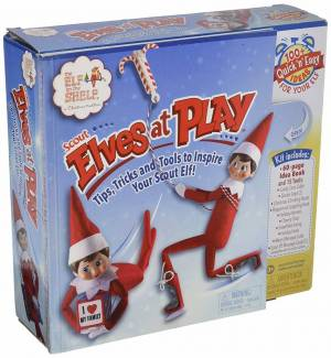 Elf On The Shelf - Scout Elves At Play