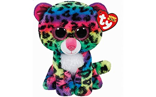 Ty Beanie Boo Dotty the Leopard 6