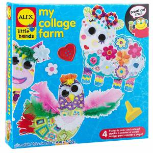 ALEX Toys - Early Learning My Collage Farm