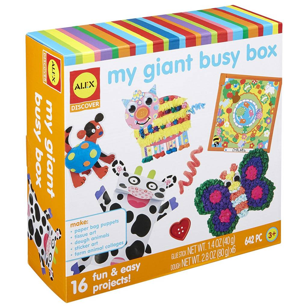 ALEX Toys - Early Learning My Giant Busy Box