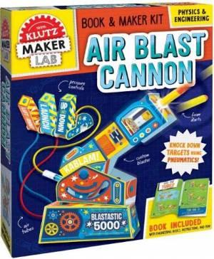 Klutz Maker Lab Air Blast Cannon