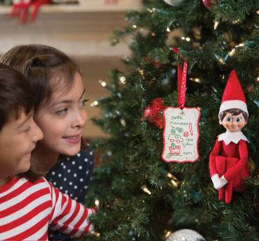 9 Things You Probably Don't Know About Elf On The Shelf